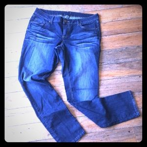 Size 16 Mudd jeans